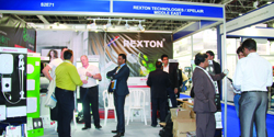 Rexton and xpelair participted in middle east  electricity