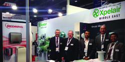 xpelair middle east participted in big 5